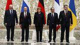 Ukraine : Paris et Berlin tentent de sauver les accords de Minsk