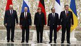 Ukrayna krizinde Paris ve Berlin yeniden devrede