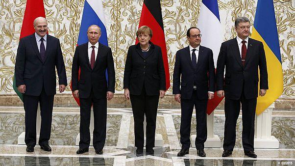 Upsurge in fighting sparks Ukraine crisis talks