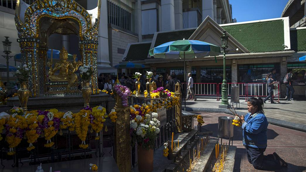 Thai police suspect Bangkok bomber did not act alone