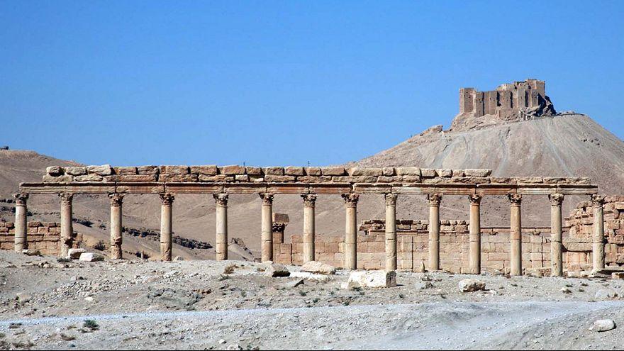 IS-Terrormiliz enthauptet Chef-Archäologen von Palmyra