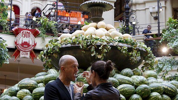 موسكو على موعد مع البطيخ