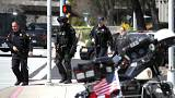 Image: Shooting At YouTube Headquarters In San Bruno, California