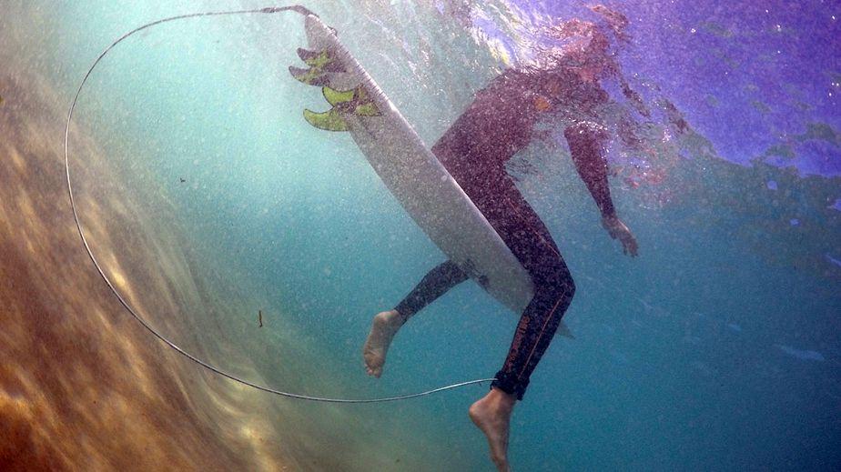 Surf : un répulsif (électronique) anti-requin