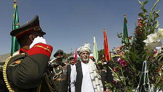 Afganistán celebra el 96 aniversario de su independencia