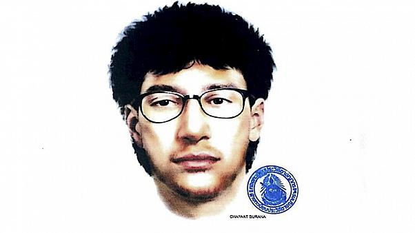 Publican el retrato robot del principal sospechoso del atentado en Bangkok