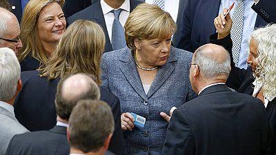 Alemania aprueba oficialmente el tercer rescate a Grecia