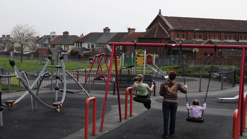Children in England 'near bottom of class' in well-being survey