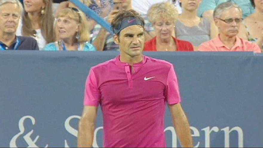 Federer, Verdasco y Robredo pasan de ronda en el Masters 1000 de Cincinnati