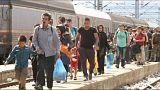 Мигранты: любыми путями в Европу