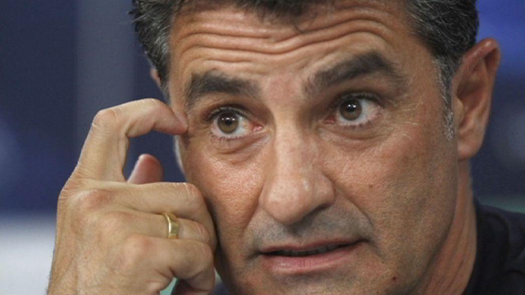 Olimpik Marsilya'nın yeni teknik direktörü İspanyol Michel oldu