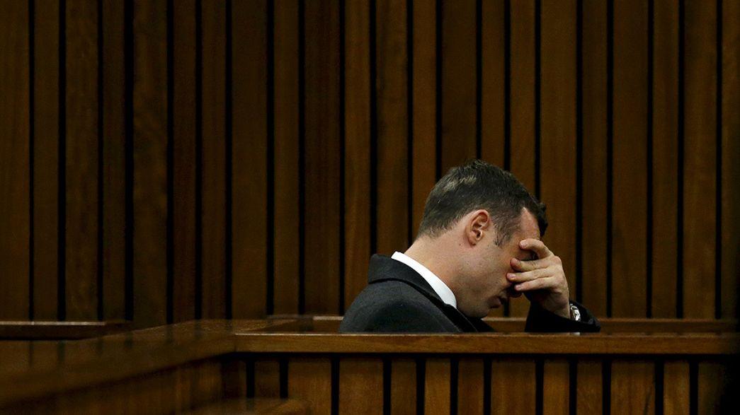El Gobierno sudafricano revoca la libertad condicional de Pistorius, que debía salir de la cárcel este viernes