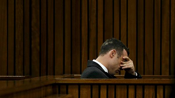 No parole for Oscar Pistorius