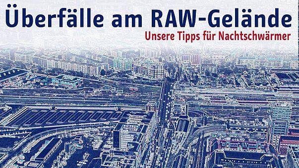 """Berliner Polizei rät zu schreien: """"Helft mir, ich werde beklaut!"""""""