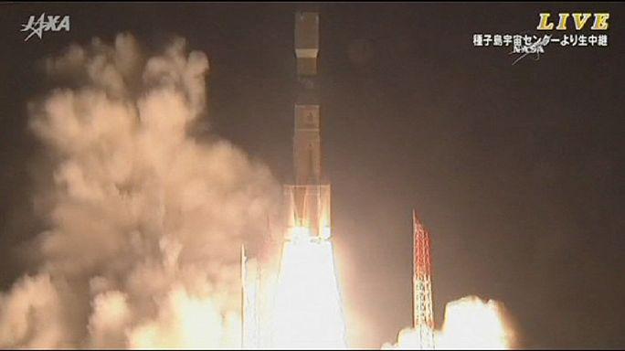 Elindult a Kounotori a Nemzetközi Űrállomásra