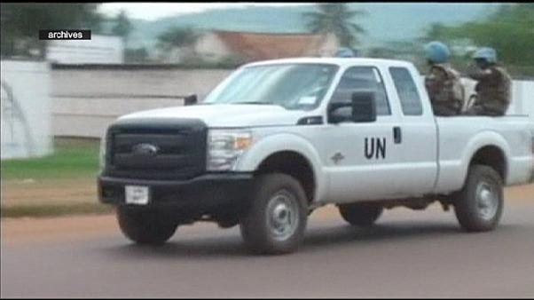 UN peacekeepers accused of underage rape in CAR