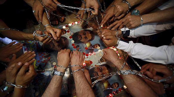 Israeli court suspends Palestinian hunger striker's detention
