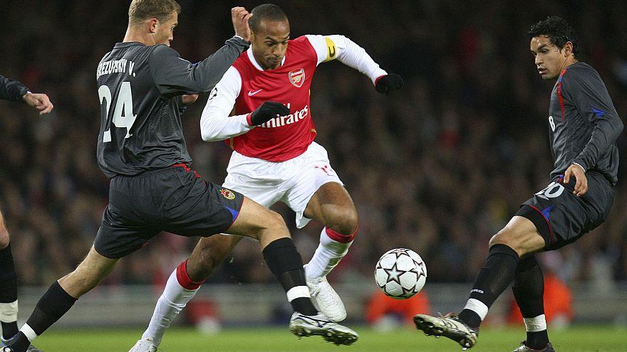 Image: Arsenal vs CSKA Moscow