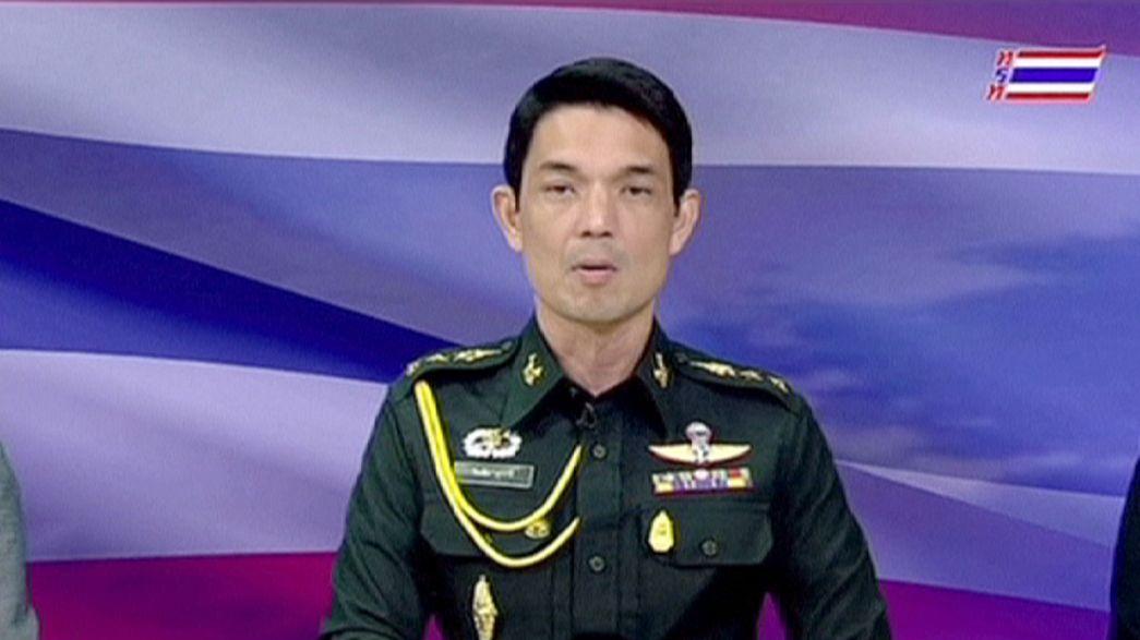 El atentado de Bangkok fue obra de más de 10 personas