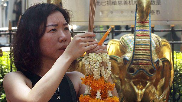 Бангкок: молитва в память о погибших во время теракта