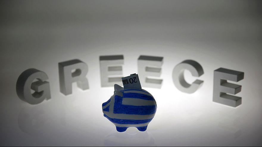 Atina ilk kredi dilimiyle borç ödedi