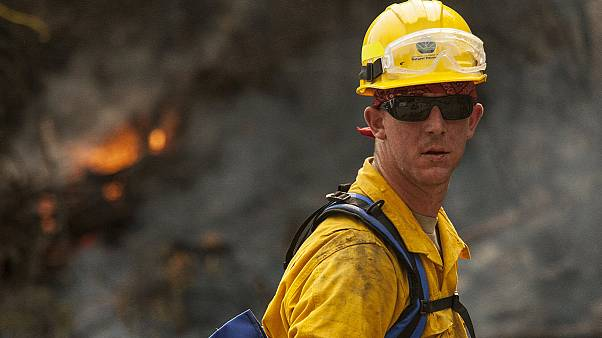 Erdőtüzek tombolnak Washington államban: tűzoltók haltak meg