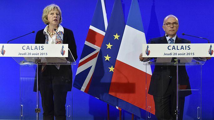 اتفاق تعاون غير مسبوق بين فرنسا وبريطانيا لمواجهة أزمة الهجرة في كاليه