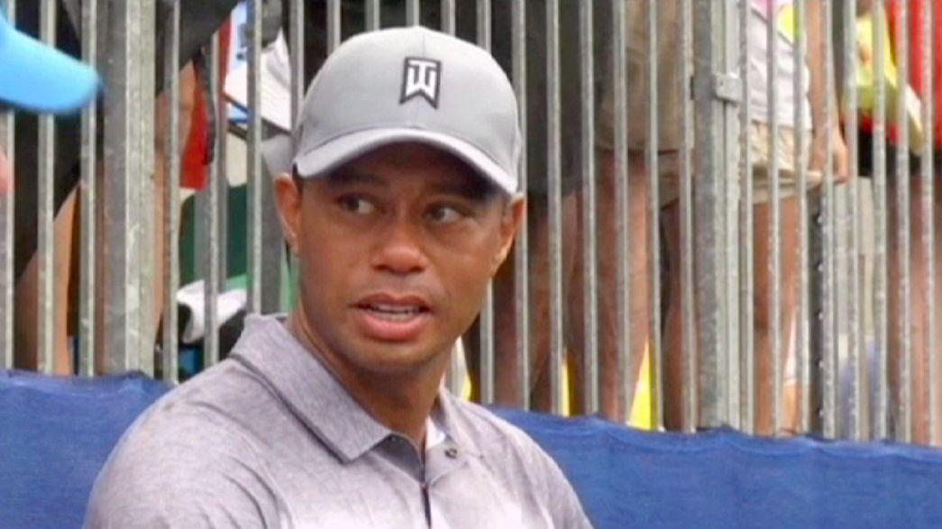 Golf: Woods prova a rifarsi, partecipando per la 1a volta al torneo conclusivo PGA