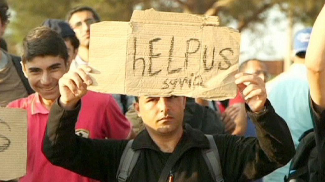 FYROM: Macedonia declares state-of-emergency