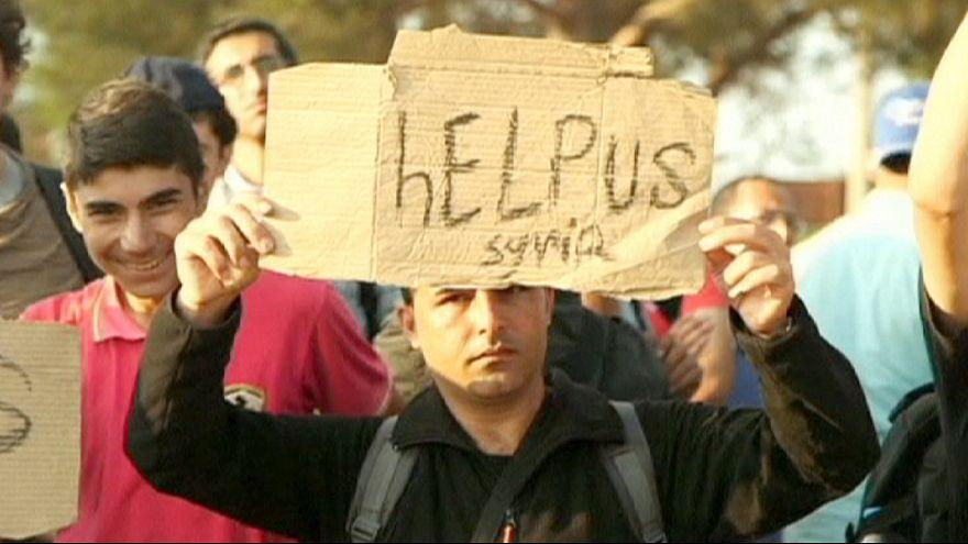 Wegen Flüchtlingskrise: Mazedonien ruft Notstand aus
