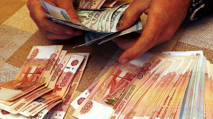 Jelentősen gyengült a kazah valuta és a rubel csütörtökön