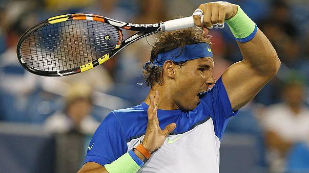 Cinninnati'de Murray ve Nadal üçüncü tura yükseldi