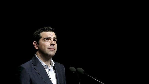 سیپراس دفتر نخست وزیری یونان را ترک کرد