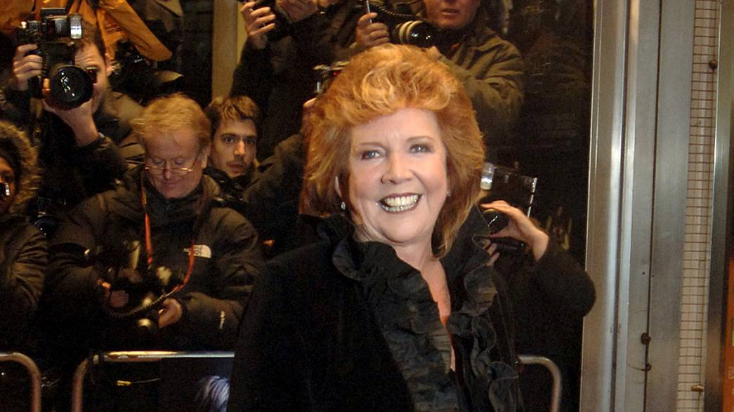 British showbiz superstar Cilla Black laid to rest
