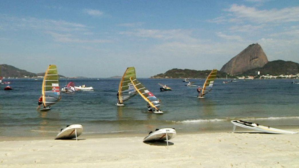 مرض أحد الرياضيين الكوريين يعيد الجدل حول تلوث مياه خليج ريو دي جانيرو قبل الالعاب الاولمبية