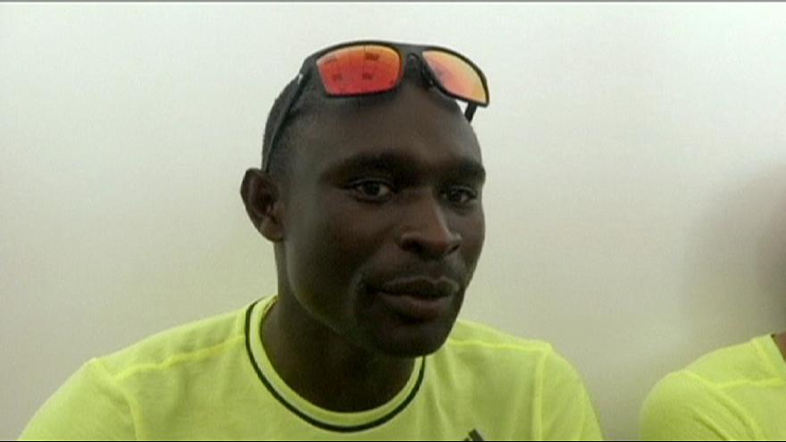 Rudisha ready to battle it out at world championships