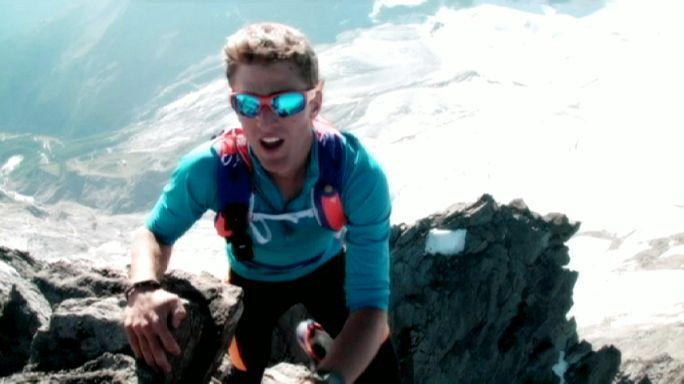 Record dans les Alpes suisses