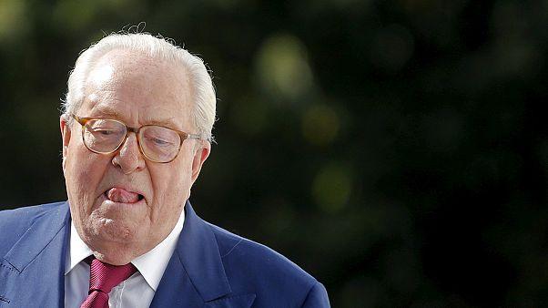 Le Pen (Jean-Marie) exclu du FN