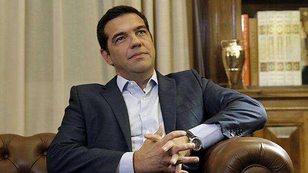 Aleksis Çipras: Yunan halkının derdine çare olamadı