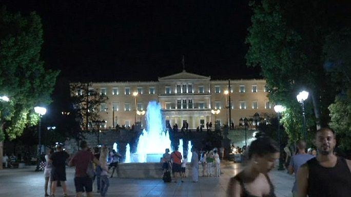 Démission de Tsipras : les Grecs résignés, les créanciers satisfaits