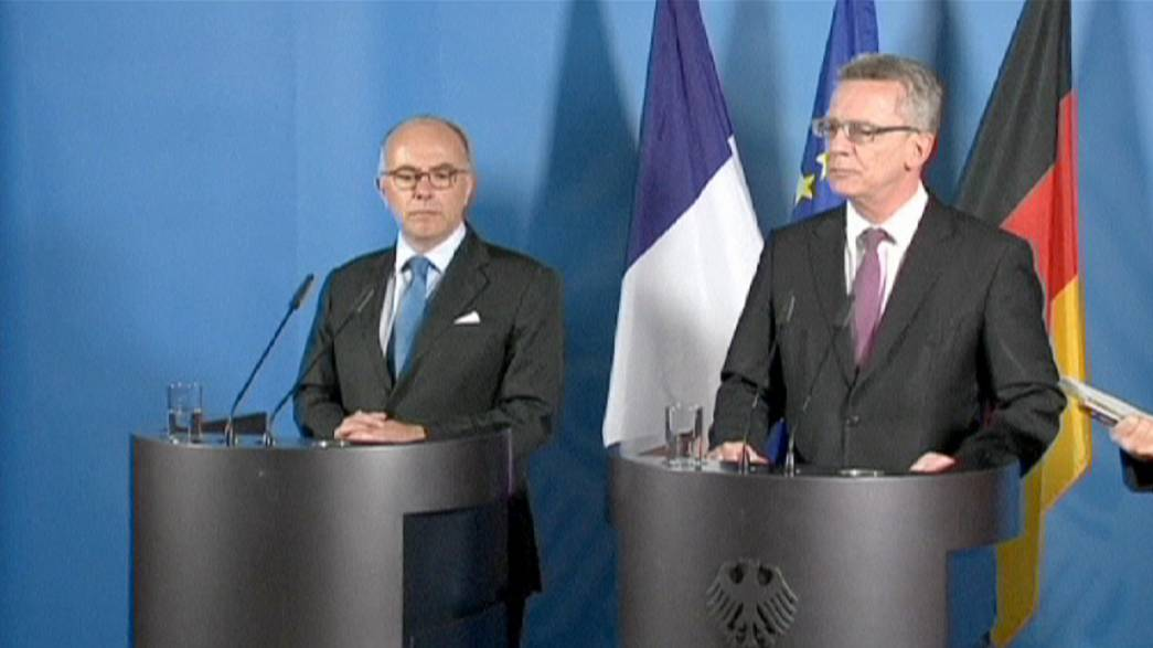 Francia e Germania all'Europa: unita per affrontare la crisi dei migranti