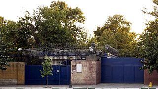 Reino Unido reabrirá su embajada en Teherán este domingo
