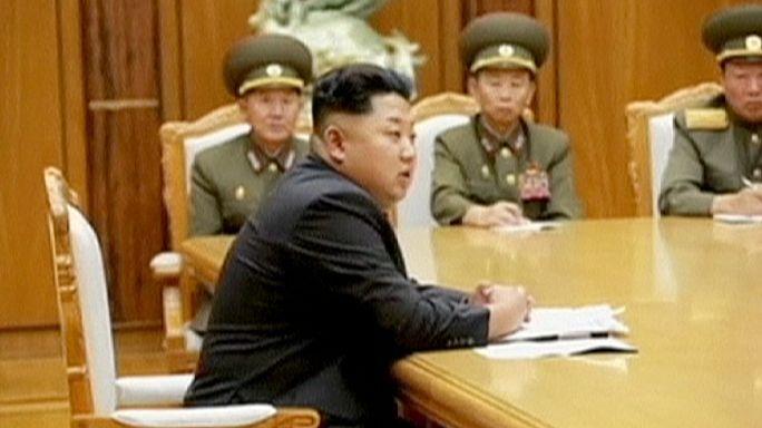 Tüzérségi erőfitogtatás a két Korea között