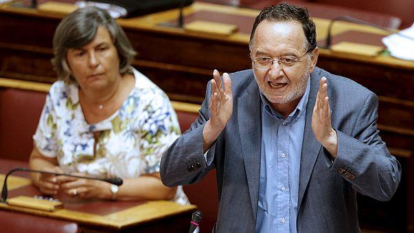 Greece: Far-left rebels break away from ruling Syriza