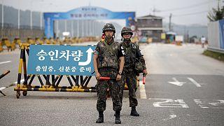 Teljes harckészültséget rendelt el a két Korea határán Kim Dzsong Un