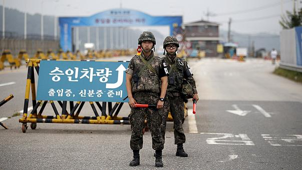 Stop propaganda or come under fire, Pyongyang warns Seoul