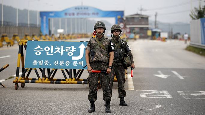 Stop propaganda or come under fire, Pyongyang warns Seoul