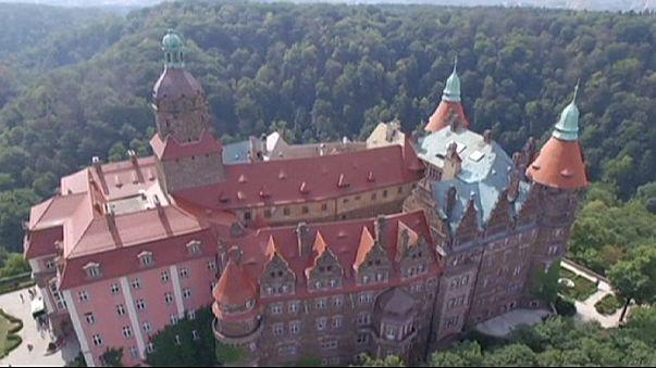 Polen: Gold-Zug unter Hitlers Schloss entdeckt?