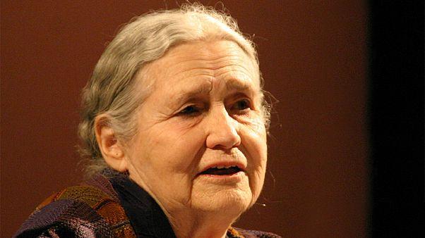 Spione schnüffelten Doris Lessing hinterher