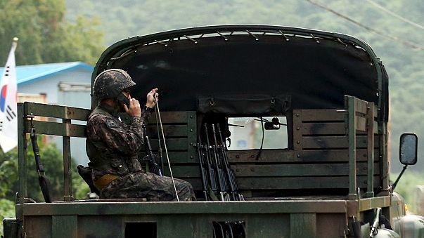 Escalade verbale et militaire entre les deux Corées